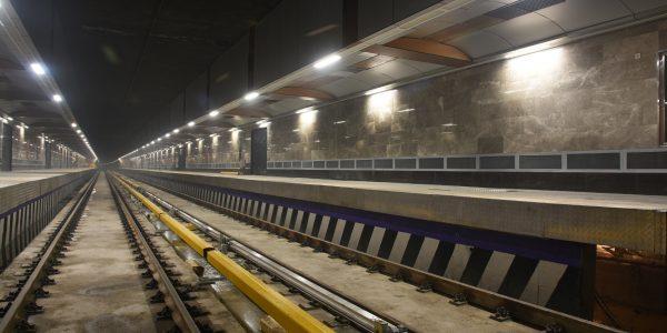 عملیات اجرایی ایستگاه 17 شهریور