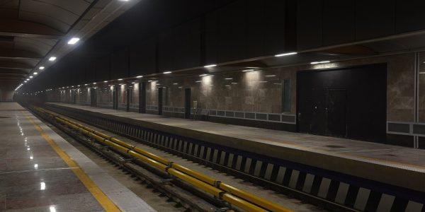 راه آهن شهری