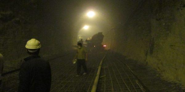 تونل خط 2 قطار شهري کرج