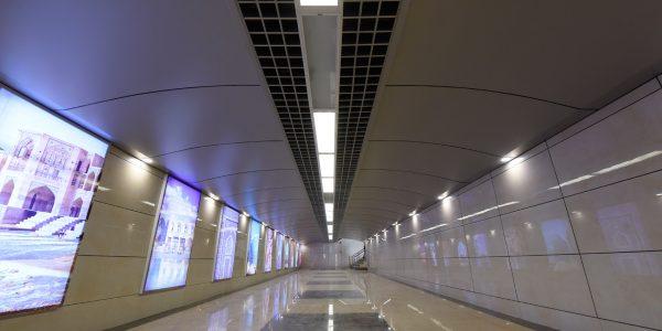 ایستگاه سی و سه پل متروی اصفهان