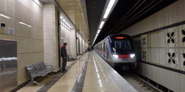 ایستگاه متروی سی و سه پل اصفهان