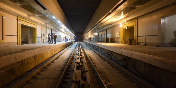 ایستگاه C2 خط دو متروی مشهد