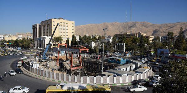 خط یک قطار شهری شیراز و حومه