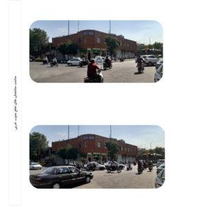 موقعیت پروژه خط 7 متروی تهران