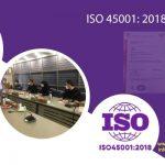 اخذ گواهینامه ISO 450012018